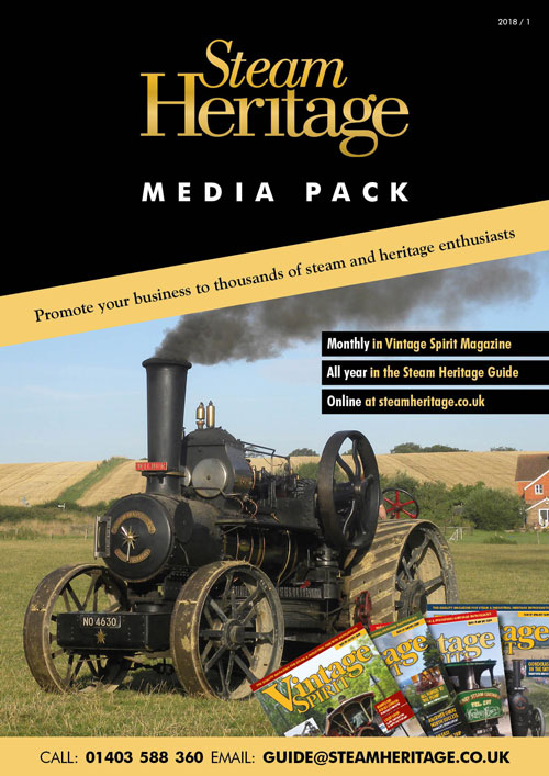 Steam Heritage Media Pack