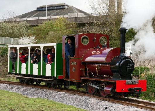 Kempton Steaming & Model Railway Weekend