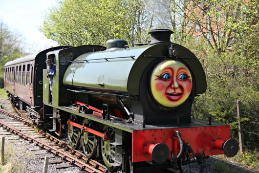 Ribble Steam Railway Friendly Engines
