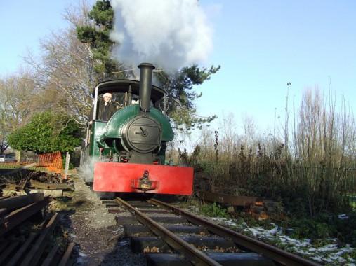 Autumn Railway Day