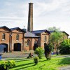 Hereford's Victorian Water Pumping Station, a grade II* Listed Building and home to the Waterworks Museum - Hereford.