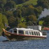Full steam ahead for Gondola on Coniston Water by Paul Harris