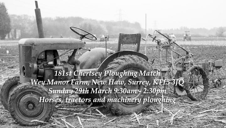 181st Chertsey Ploughing Match