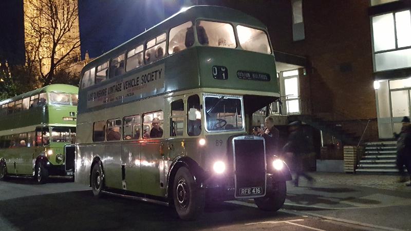 Transport Festival city tour bus