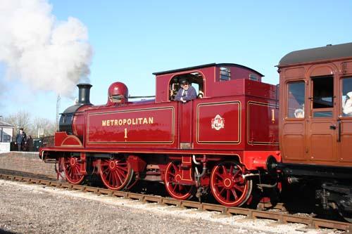 Metropolitan No.1