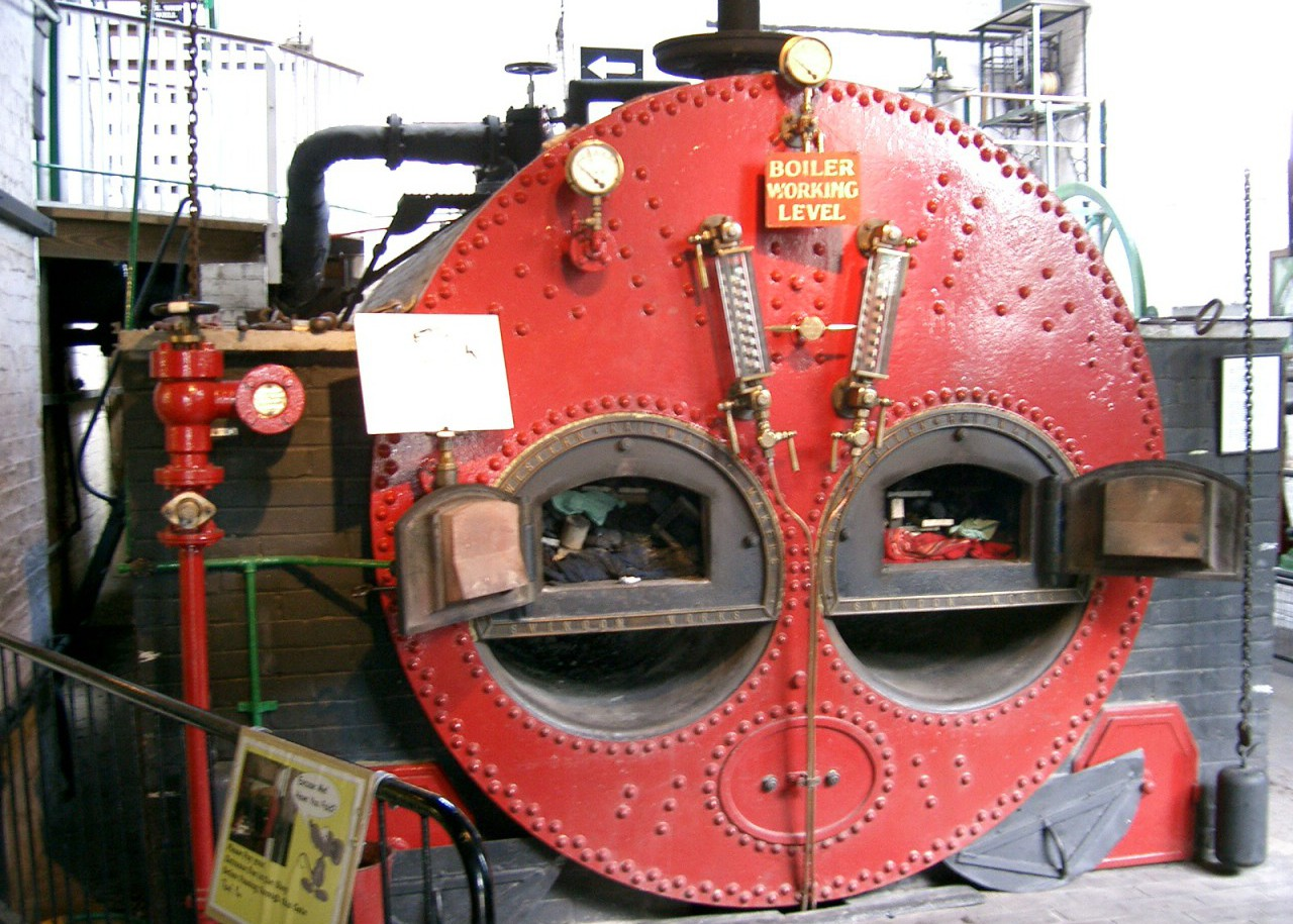 Crofton Beam Engines 2020