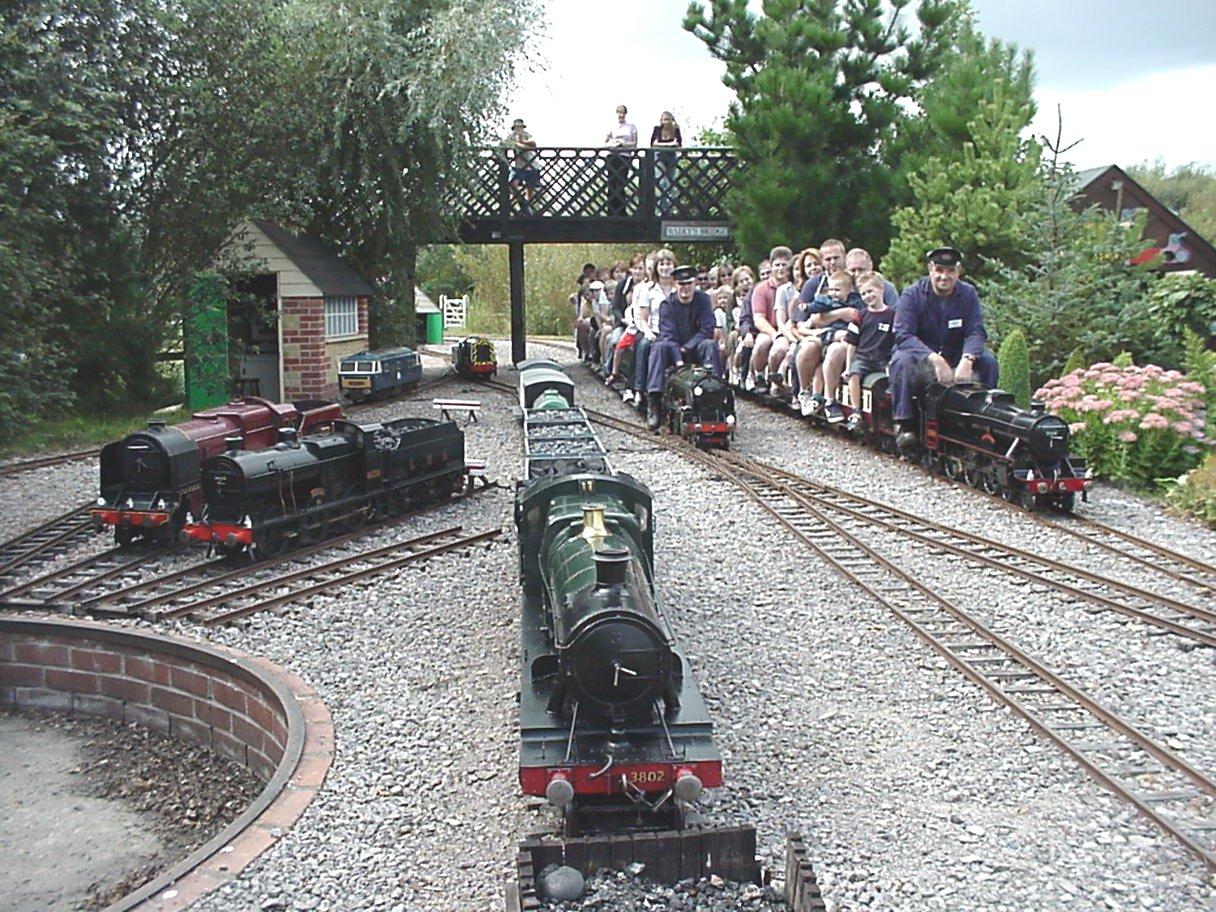 Eastbourne Miniature Steam Railway 2020