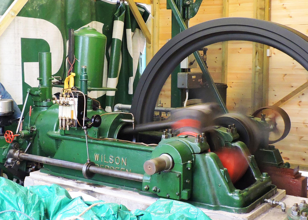Restoring and showing historic engines and pumps in working order is what we do best at Waterworks Museum - Hereford
