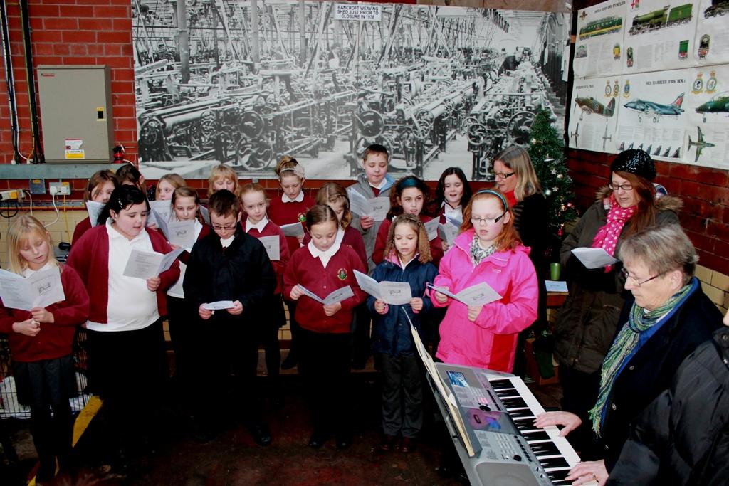 Carols at Bancroft Mill