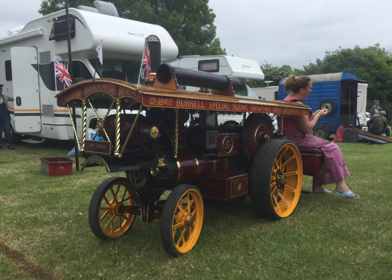 Heritage Steam Weekend 2016