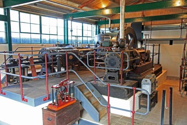 Stott steam engine