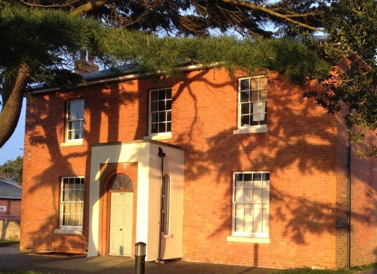 Milton Keynes Museum main house