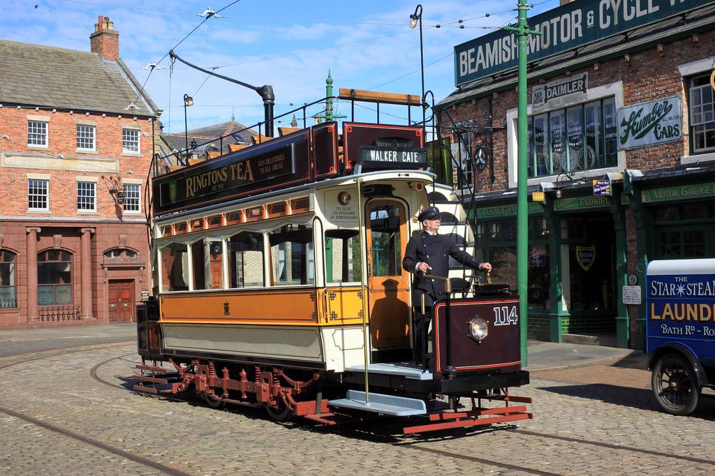 Beamish Tramway