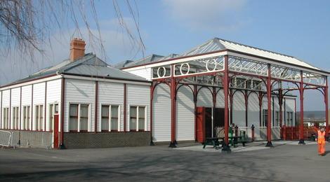 Rewley Road Station