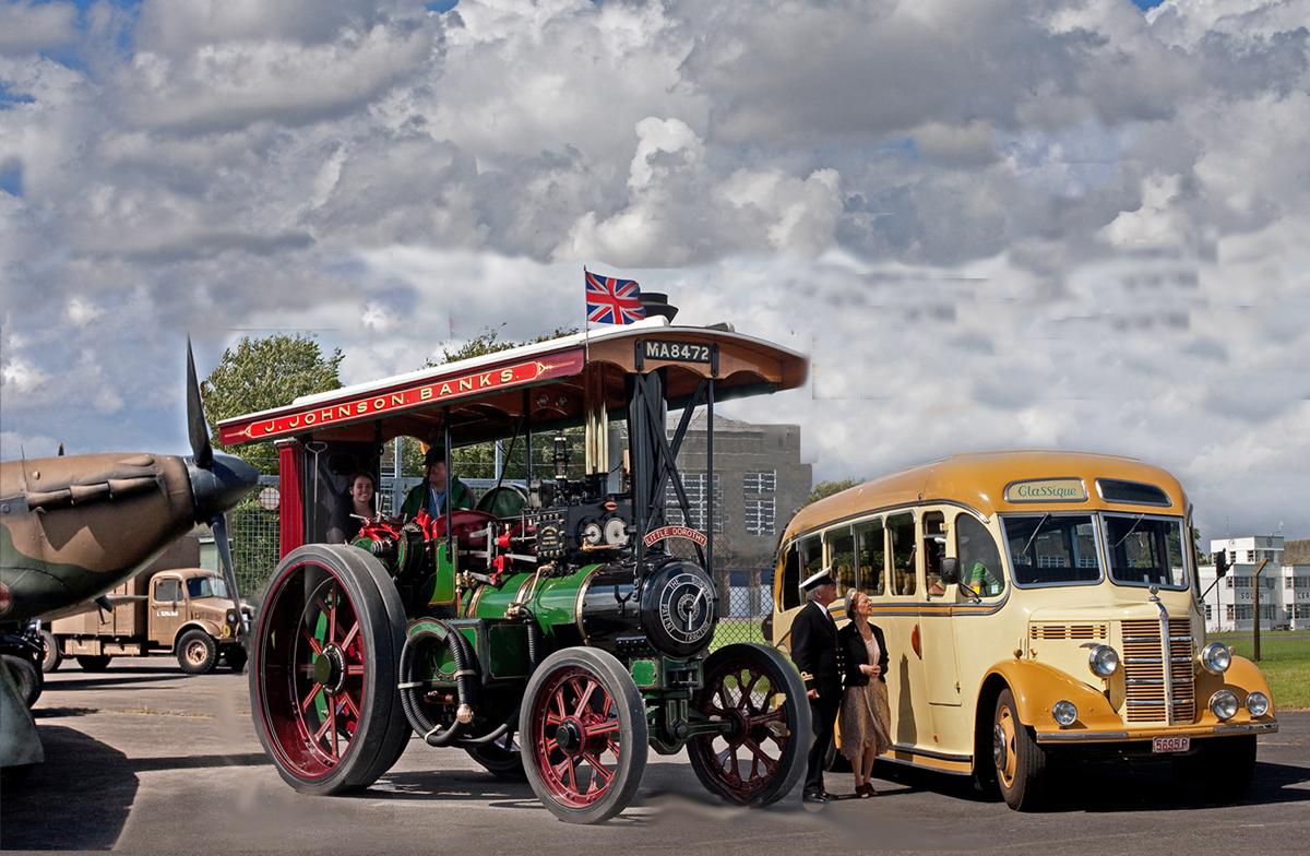 Ilkeston Car Show