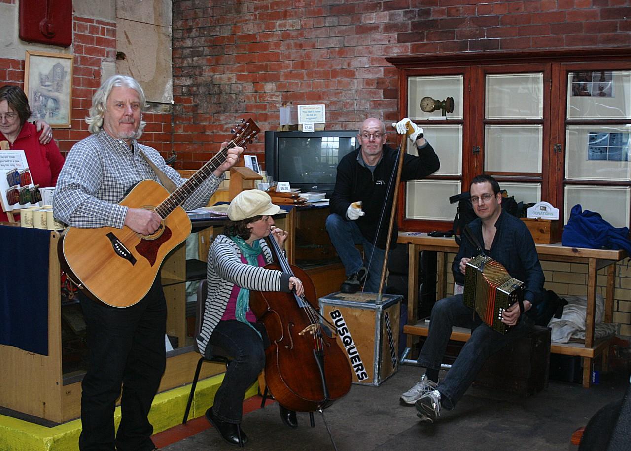 Entertainment at Bancroft