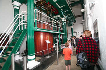 The Steam Cylinders