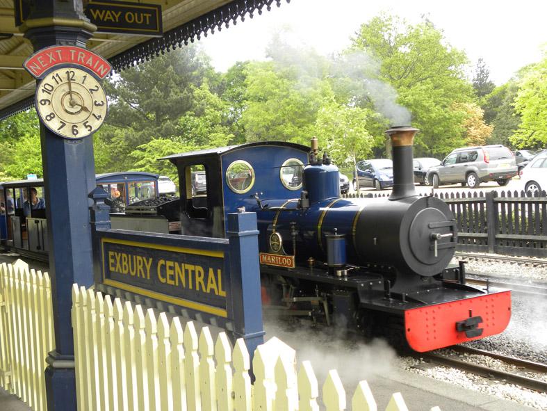 Exbury Gardens And Steam Railway Offers Garden Ftempo