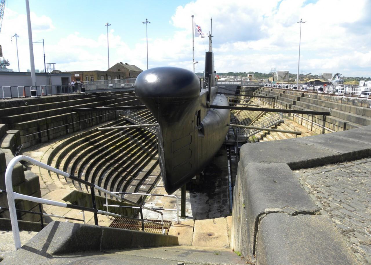 Submarine Ocelot
