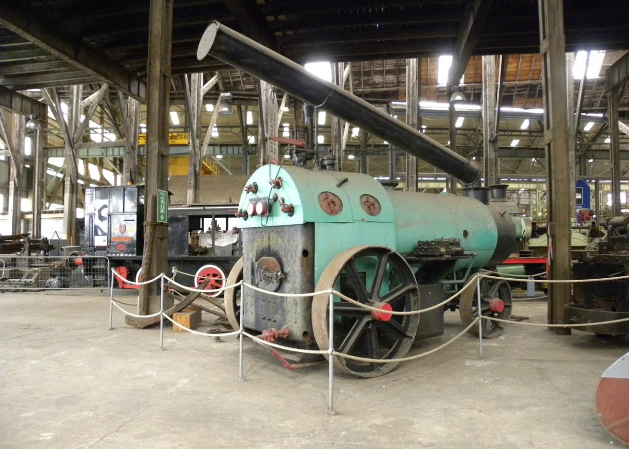 Dockyard Portable Boiler