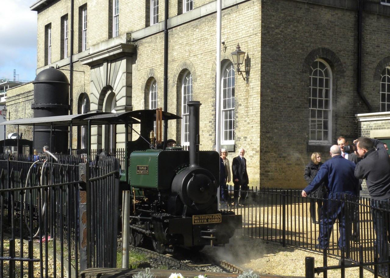 London Museum of Water & Steam 2020