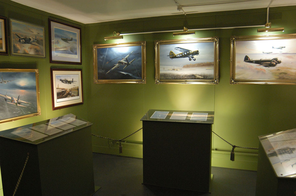 The Aviation Art Gallery
