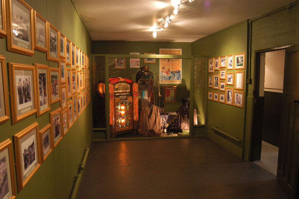 The Glenn Miller exhibition