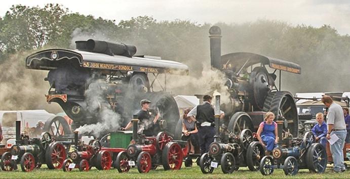 Stoke Prior Engines