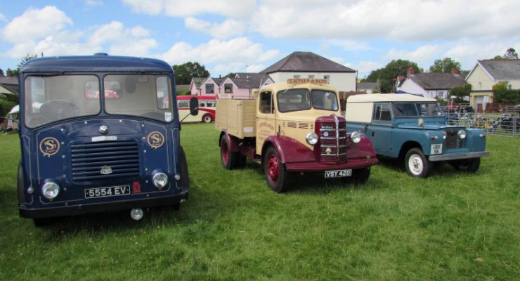 Towy Valley Vintage Show