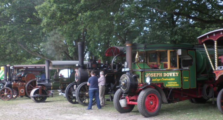 Copythorne Steam & Vintage Rally