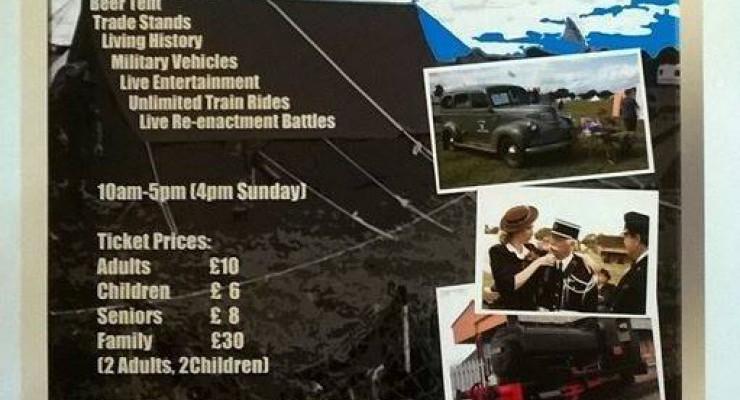 Wartime Weekend