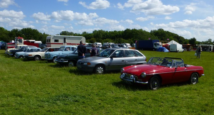 5th Lechlade Annual Vintage Rally & Country Show