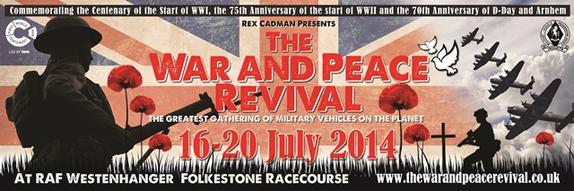 War & Peace Revival