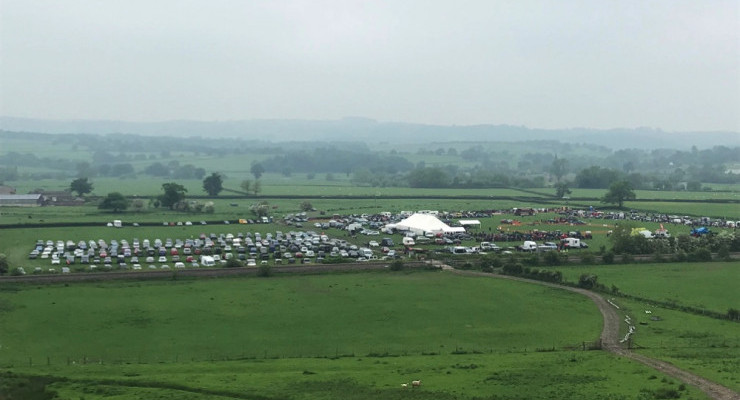 Caersws Vintage Rally