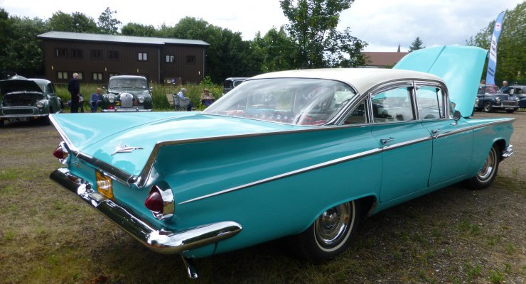 Annual Vintage & Classic Car Show
