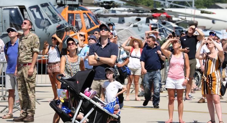 The Royal Navy International Air Day
