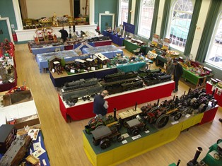 Wilton Model Engineering & Hobbies Exhibition 2019 ?