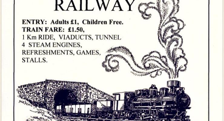 Norton Hill Light Railway Open Day