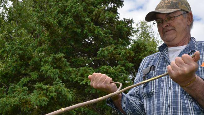 Why not try dowsing for water at the Waterworks Museum
