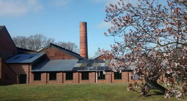 The Brickworks Museum