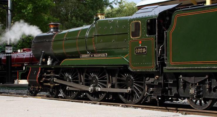 Standard Gauge Steam & Diesel Event