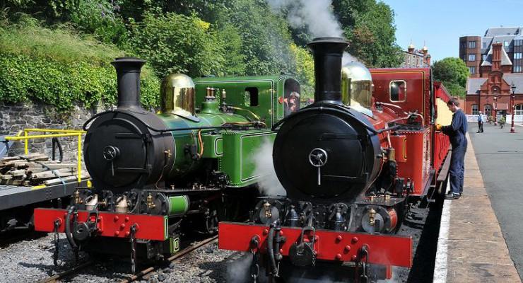 Isle of Man Steam Railway 2020