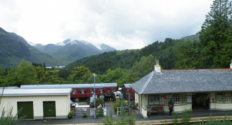 Glenfinnan Station Museum 2020