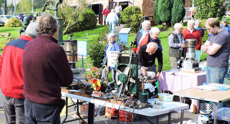 National Stirling Engine Rally