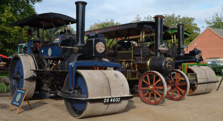 Heritage Steam Gala