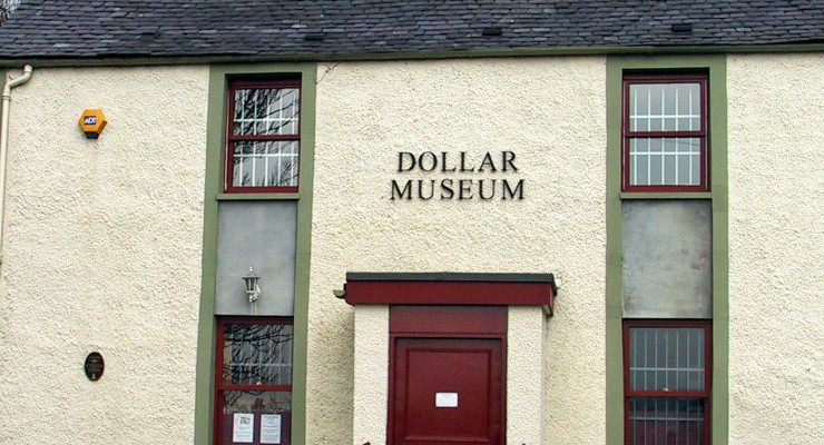 Dollar Museum.