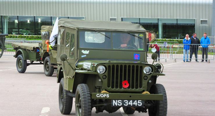Gaydon Military Show