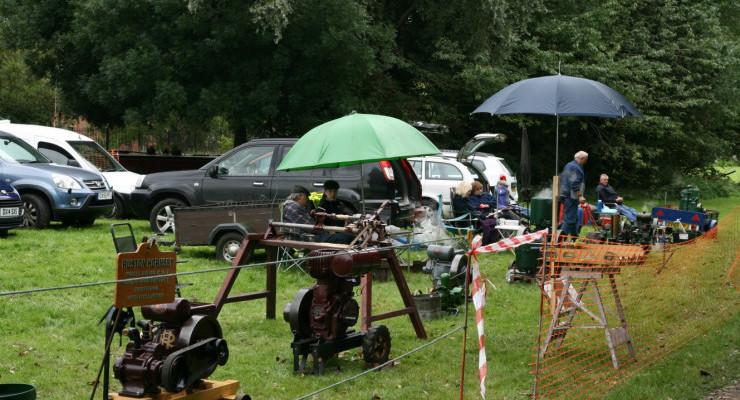 Vintage Stationary Engine Rally