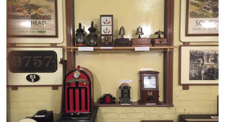Blue Anchor Railway Museum