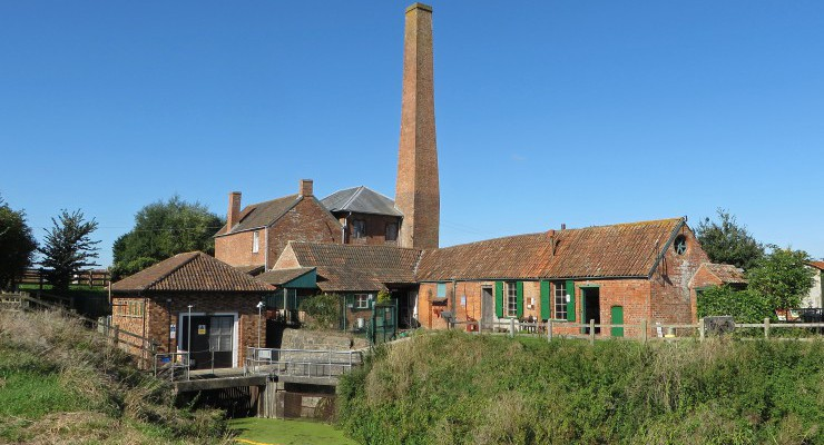 Grade II* listed pumping station